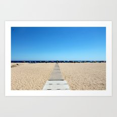 Endless Summers Art Print