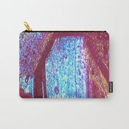 Raspberry Aura Quartz Carry-All Pouch