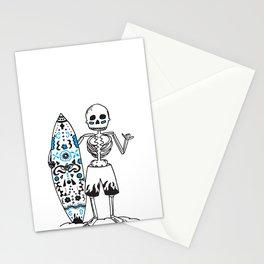 El Surfista Stationery Cards