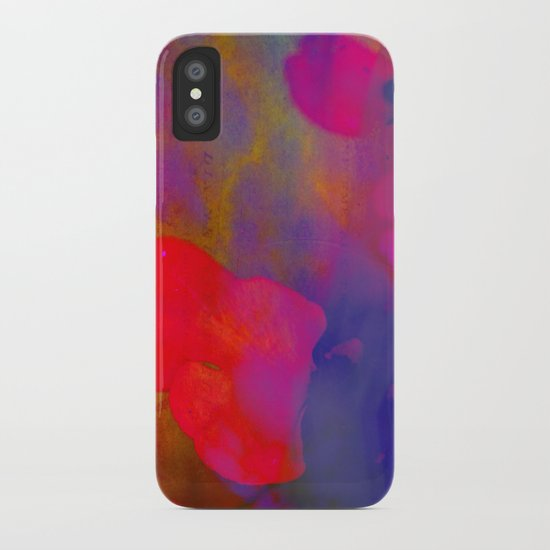 She Always Colored Outside the Lines iPhone Case