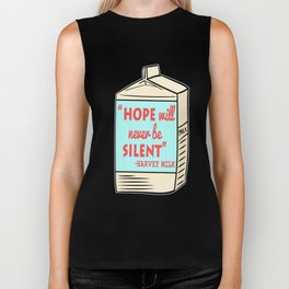 Still into cute quotations?Grab this simple but cute tee design made perfectly for you! Biker Tank