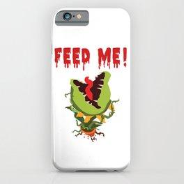 Little Shop of Horrors | Aubrey II | Feed Me iPhone Case
