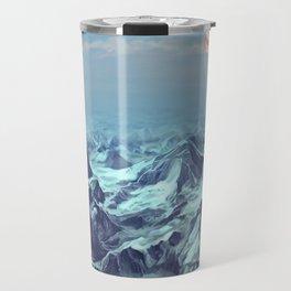 astronaut returns Travel Mug
