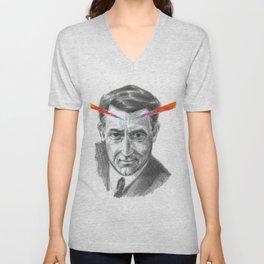 Cary Grant LSD Unisex V-Neck