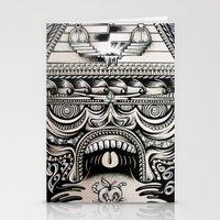 illuminati Stationery Cards featuring Illuminati by Mike Friedrich