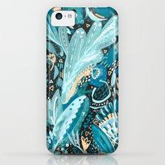 Night Shades iPhone 5c Slim Case