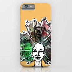 Paint the town iPhone 6s Slim Case