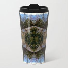 quatriflora Metal Travel Mug