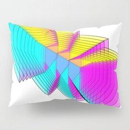 Cubes 4 Pillow Sham