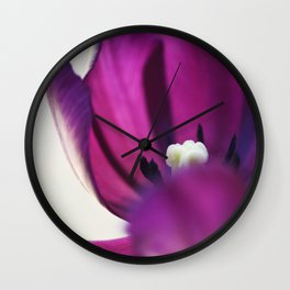 Open-Hearted Wall Clock