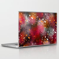 splatter Laptop & iPad Skins featuring Splatter by KRArtwork