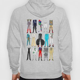 Star Costumes 1 Bowie Hoody
