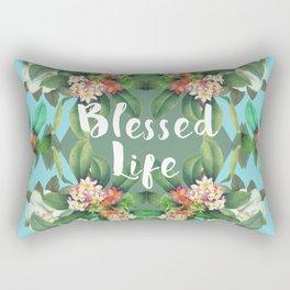 Blessed Life Rectangular Pillow