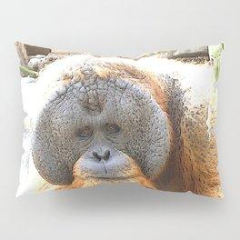 CArt Orangutan 1 Pillow Sham