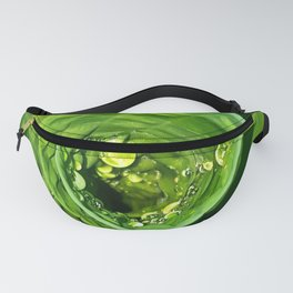 Spiral Drops Fanny Pack