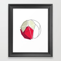 Cartacce Framed Art Print