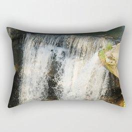The Falls In Cascade Park Rectangular Pillow