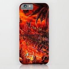 Viking Guitar: Made of Metal iPhone 6s Slim Case