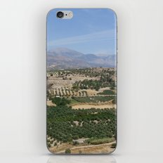 Crete Landscape iPhone & iPod Skin