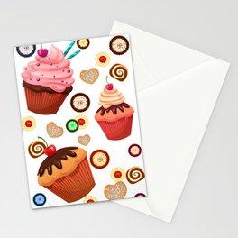 oh honey honey Stationery Cards