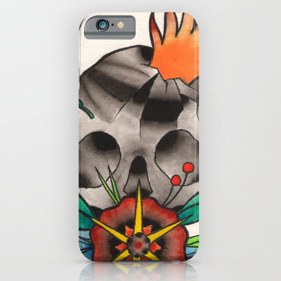 Skull of Unnamed Fear iPhone & iPod Case