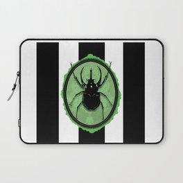Juicy Beetle GREEN Laptop Sleeve