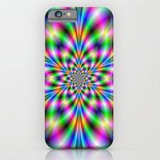 Star in Neon Lights iPhone 6s Slim Case