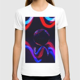 The Light Painter 6 T-shirt