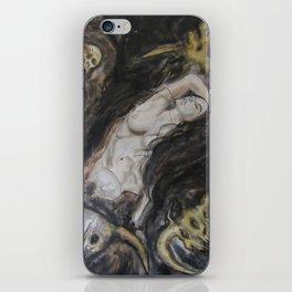 Black Broth iPhone Skin