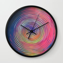 Thought Drop Wall Clock