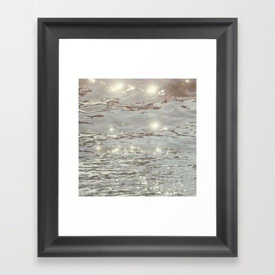 C'est La Vie II Framed Art Print