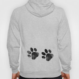 Cat's footprints Hoody