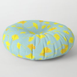 Ginkgo Collection Floor Pillow