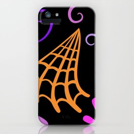Halloween Nights Created By Kat Co iPhone Case