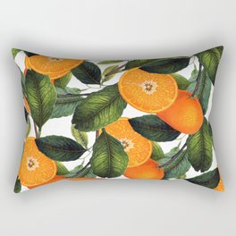 The Forbidden Orange #society6 #decor #buyart Rectangular Pillow