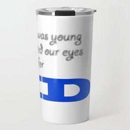 HD Quality Travel Mug