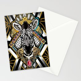 Prince of the Savanna Stationery Cards