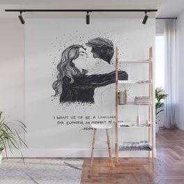 A Language for Euphoria Wall Mural