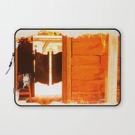 Door to the wild west Laptop Sleeve