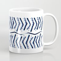 technology Mugs featuring Ancient technology by Grillo Ramos