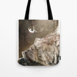 Life is a Series of Falls Tote Bag