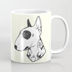 Bull Terrier dog Tattooed Mug