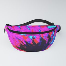 QUEERNESS GLITCHED THIS BINARY UNIVERSE Fanny Pack