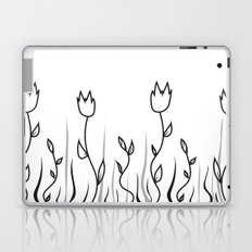 Simple Flower Laptop & iPad Skin