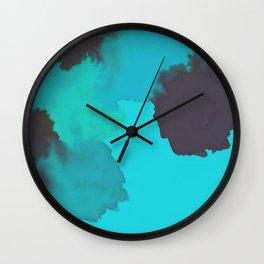 Ink. Wall Clock