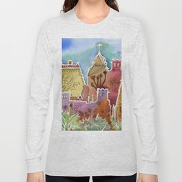 Oxford watercolor #1 Long Sleeve T-shirt