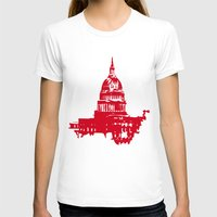 washington dc T-shirts featuring Washington DC  by ialbert