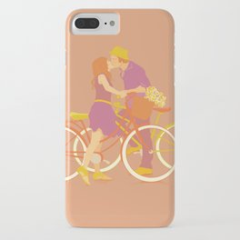 """""""Townies"""" in rust iPhone Case"""