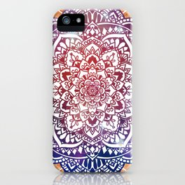 Reach Out For Love iPhone Case