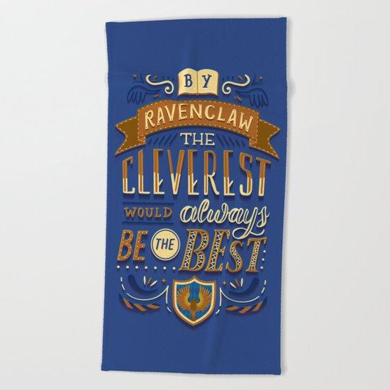 Cleverest Beach Towel